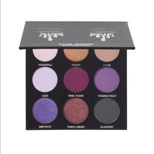 Kylie Cosmetics The Purple Palette Kyshadow
